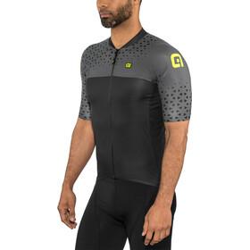 Alé Cycling Solid Climb SS Jersey Herr grey-black